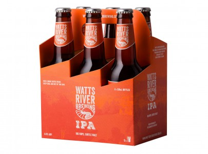 ipa 6 pack watts river brewing