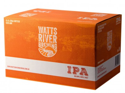 ipa case watts river brewing